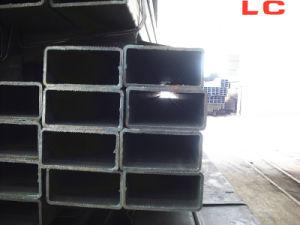 Tubo Hueco Rectangular Negro del Lado Derecho de Shs de Sección