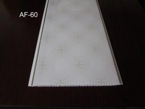 Af-60 T y G Panel PVC