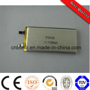 De navulbare Batterij van het Polymeer van het Lithium van de Batterij 3.7V 6000mAh van Li Po voor Slimme Telefoon