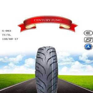 Motorrad-Reifen des schlauchlosen Gummireifen-140/60-17 mit dem heißen Verkauf