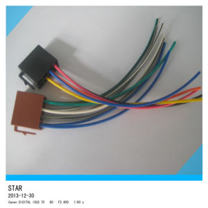 La Cina Factory Automotive Stereo Wiring Harness con Ts16949, RoHS Approved