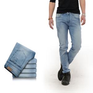 Jeans degli uomini popolari di alta qualità per vestiti