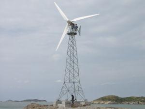 De lage Turbogenerator van de Windmolen van het Gebruik van het Landbouwbedrijf Nosie