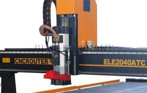 CNC van Ele 2040 Router, de Machines van de Houtbewerking van de Combinatie van Italië om Houten Meubilair te maken