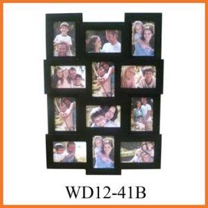 Перекрестке 12 Открытие Коллаж рамы (WD12-41B)
