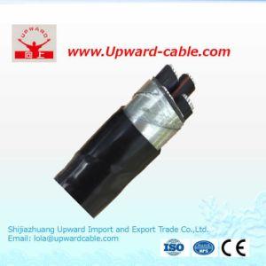 Fodero del PVC dell'isolamento di XLPE con riferimento al cavo elettrico della lega di alluminio