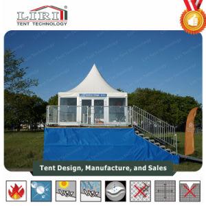 アルミニウム宴会の家具の塔のテント6m x 6mの庭のテント