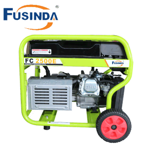 Los generadores de gasolina de 2kw Fuente de Alimentación para el hogar