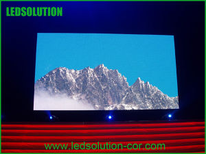 P6 pleine couleur Affichage LED intérieure pour la publicité