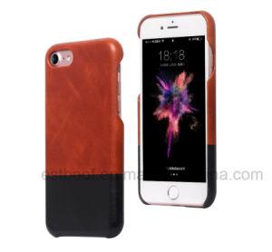 Caja de cuero del teléfono móvil para el iPhone 6/7/8/X