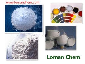 Het multifunctionele Pigment van het Dioxyde van het Titanium van het Rutiel TiO2