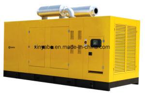 OEM PRECIO 400kVA insonorizado Generador Diesel con motor Cummins para la venta