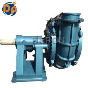 Horizontal simple stade de la pompe centrifuge de lisier d'exploitation minière