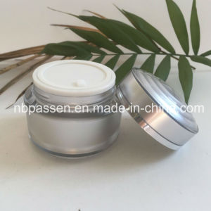 50g化粧品の包装のためのアクリルの表面クリームの瓶(PPC-NEW-145)