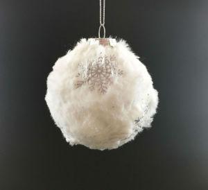 나무 (LCP-A-0002)에 유리제 공을%s 가진 크리스마스 장신구