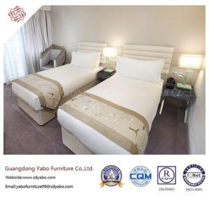 Hotel único con madera de Muebles Muebles de dormitorio (YB-D-37).
