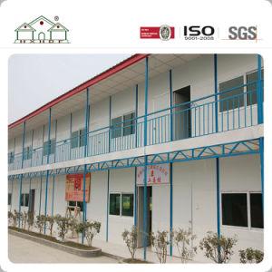 La estructura de acero de la construcción de almacén Multi-Storey/Casas Prefabricadas/barata prefabricados