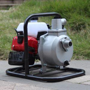 バイソンBS10小型ガソリン水ポンプホームのための1インチ