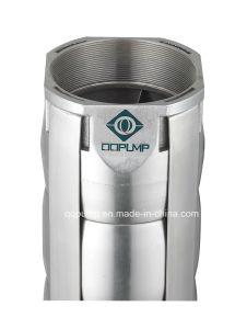 pompe submersible en acier hypersustentatrice de 8  Stainbless pour l'irrigation