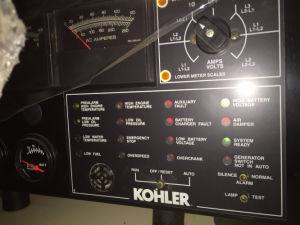 60kVA Kohler industrieller Dieselgenerator-Reservebewertung 66kVA 53kw