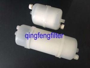 Cápsula desechable caliente de las ventas de filtros, filtro para filtración de líquidos estériles