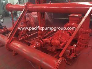 750 галл UL упакованные пожарный насос