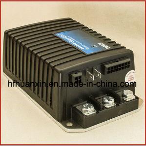 Curtis Sepex DC Programable 1243-4320 Controlador de motor 24V/36V-300A para vehículos eléctricos
