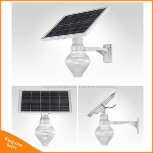 6Wリモート・コントロールApple屋外の太陽LEDの通りの庭ライト