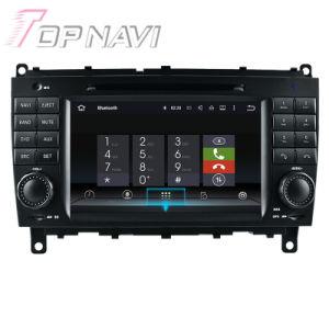 Benz Clk Cls (2004-2012) DVD TV FM di multimedia radiofoniche del PC di Nevigationa GPS dell'automobile del Android 7.1 dello schermo di Topnavi 7 '' video