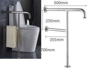 De Staaf van de Greep van de Veiligheid van het Roestvrij staal van de onbekwaamheid voor Toilet