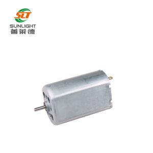 Piccolo motore spazzolato elettrico di CC per l'elettrodomestico