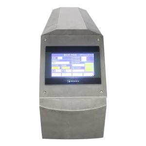 Высокий Интеллектуальный сенсорный экран цифровой питание металлоискателя