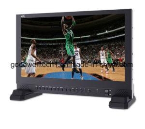 Fabrik-direktes Zubehör Professtional, das 17.3  Input des Monitor-4K HDMI sendet