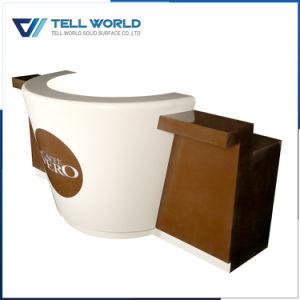Teller van de Staaf van de Winkel van de Koffie van de Luxe van de Staaf van de koffie de Tegen Moderne