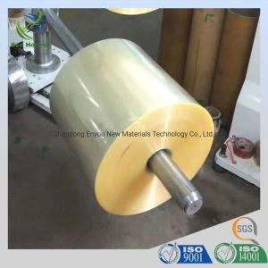 Película termocontraíble de PETG POF de PVC para una sola herida Etiqueta de embalaje y funda