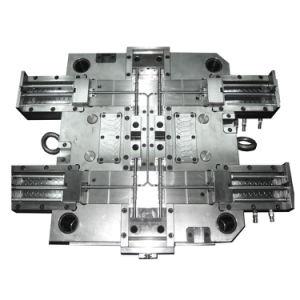 Fabricación de moldes de inyección de plástico para productos de plástico en todas las industrias