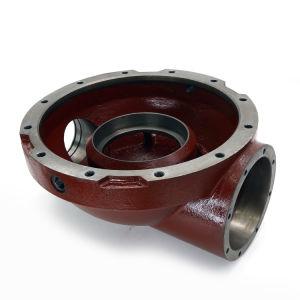 Personalizados de alta qualidade em ferro fundido dúctil do alojamento da caixa de velocidades peças com usinagem de precisão