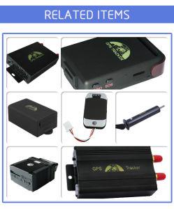 Bicicleta oculto Trackers GPS TK305 Bicicleta de seguimiento del sistema de alarma GSM