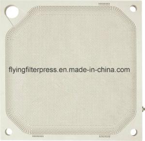 Una mayor presión de la placa de filtro de membrana de PP XG800