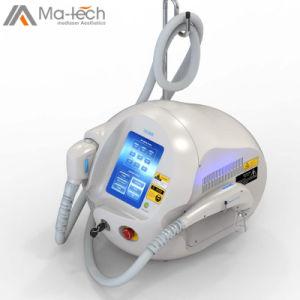 Diode Laser/IPL/SHR/opt/recul du rabatteur/fibre couplé 810nm/808nm/755nm/1064nm multifonction 3 en 1'Épilation Au Laser la machine