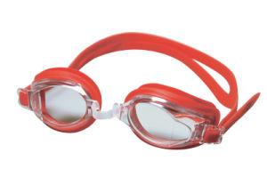 Óculos de proteção aptos da natação do silicone do olho confortável