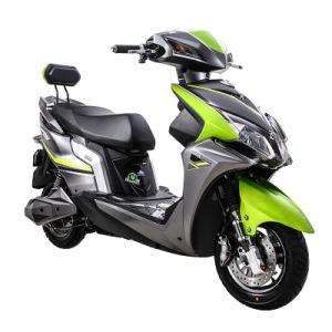 Bateria de lítio Certificado CEE 2000W potente motor Scooter eléctrico/Motociclo com Smart APP, Super LED