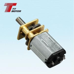 Cortinas eléctricas de bajo ruido 12V de alto par motor DC micro