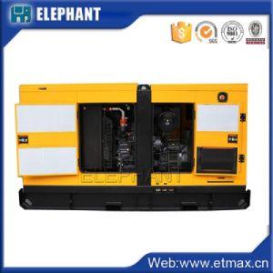 工場価格のWater-Cooled 325kVA無声ディーゼル発電機