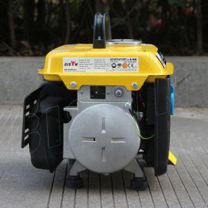 バイソン(中国) BS950AのセリウムのSoncapのエクスポートのための公認650W工場価格の小さいポータブル950ガソリン発電機