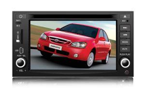 KIA Cerato (TS6822)를 위한 GPS를 가진 차 DVD 플레이어