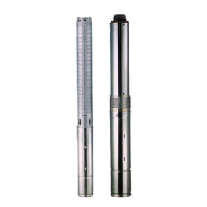 4SSB Stainless Steel Submersible Borehole Pumps