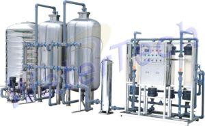 Équipements de traitement de l'eau minérale (AWT-SW-10M)