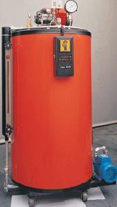 燃料(ガス)水ボイラー- 1