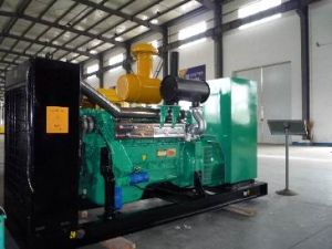 Styer Series Diesel Generator Sets